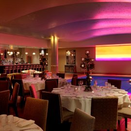 Our Top Five CHRISTMAS PARTY VENUES WITH A QUIRKY TWIST