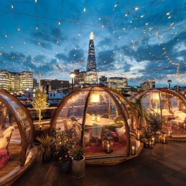 Our Top Five BEST FESTIVE MUST-DOS IN LONDON 🎉